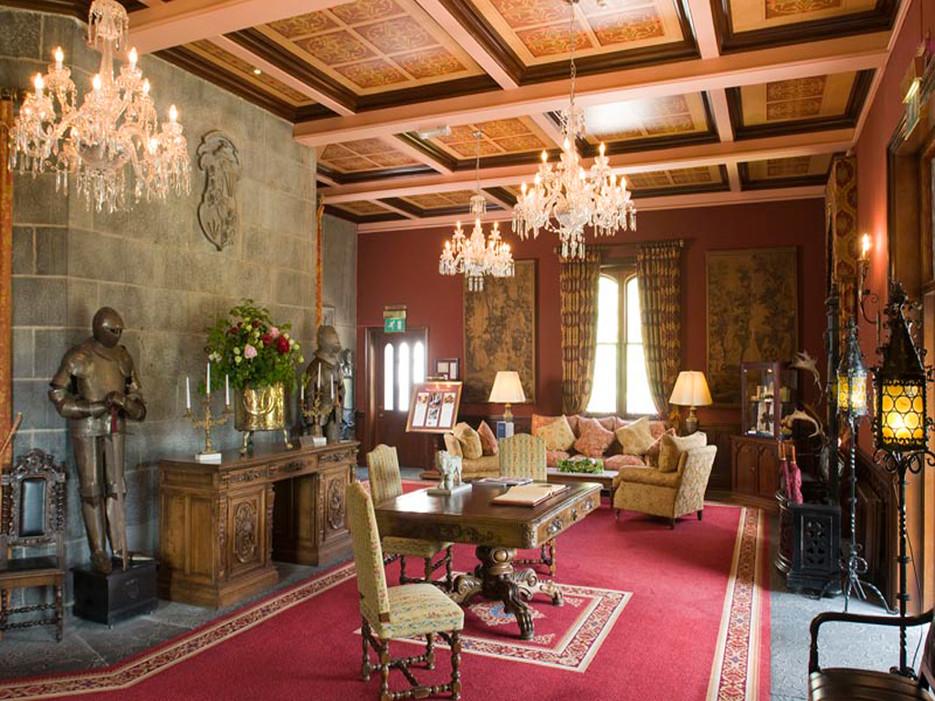 An Irish Fairytale Dromoland Castle Let Loose Your